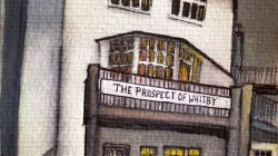 The Prospect of Whitby by Mary Swan